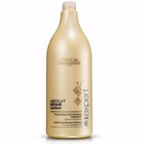 Shampoo Absolut Repair Lipidium Expert Loreal Paris 1,5l