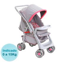 Carrinho De Bebê - - Pegasus - Rosa Galzerano