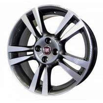 Jogo Roda 17 / Kr R61 / Aro 17 / 4x98 / Novo Fiat Punto T-j