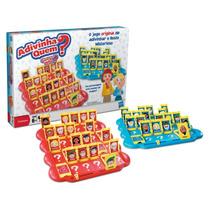 Jogo Adivinha Quem? Hasbro Pre-school Gaming Original