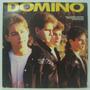 Lp Dominó - Hits - Seus Maiores Sucessos - Epic - 1986