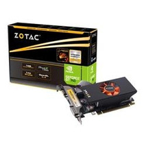 Placa De Video Zotac Geforce Gt 740 Lp 1gb Ddr5 128bits - Zt
