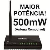 Access Point Roteador Wireless -win240 - Intelbras L.alcance