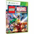 Jogo Lego Marvel Super Heroes Xbox 360 - Original - Lacrado