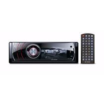 Dvd Player H-buster Hbd-7688av Tela 3´´ Usb Aux-p2 Mp3 Wma