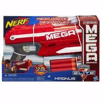 Lançador Nerf N-strike Elite Mega Magnus Hasbro