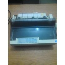 Impressora Matricial Epson Lx300-ii Usb Em Ótimo Estado
