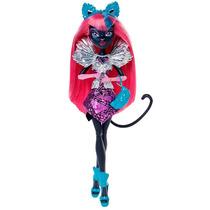 Boneca Monster High Boo York - Catty Noir - Mattel