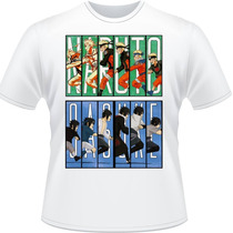 Camiseta Evolution Of Sasuke Naruto Camisa Anime Shippuden
