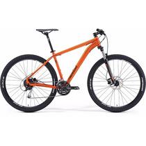 Bicicleta Merida 2015 Big Nine 100 Shimano 27v. Hidraulico
