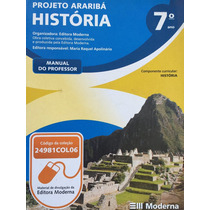 Projeto Araribá História 7ºano