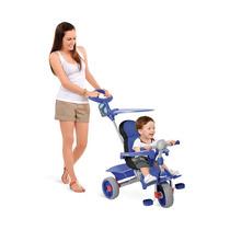 Triciclo Infantil Smart Comfort Carrinho Menino