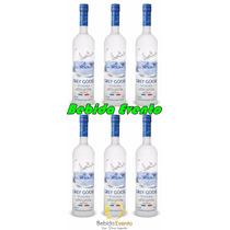 Vodka Grey Goose 750ml Cx C/6