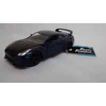 Miniatura Nissan Gt-r 2009 Escala 1:32 Velozes E Furiosos