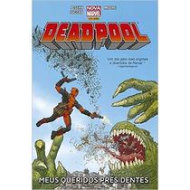 Deadpool Meus Queridos Presidentes Livro Brian Posehn