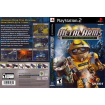 Playstation 2 - Metal Arms { Original }