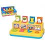 Jogo Atividade - Pop Up Toy Criança Do Bebê Fazenda Amigos