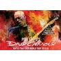 Ingressos Show David Gilmour Sp 12/12- Pista Premium- Baixei