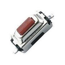 Chave Tactil 3x6x2,5mm Smd 100 Peças