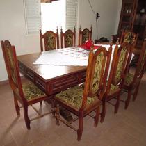 Mesa Jantar + Cadeiras,pau Ferro Brasilia-df