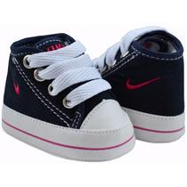 Sapatinho Tenis Bebe Nike Menino Menina Recem Nascido