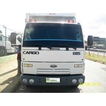 Cargo 815 Baú Cavalo