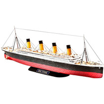 Kit Para Montar Revell Navio De Passageiro R .m .s. Titanic