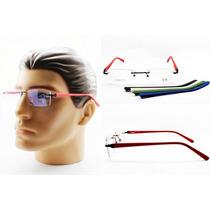Armação Óculos De Grau Troca Hastes - Frete Gratis - 471069