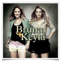 Cd Bruna & Keyla (vem Me Completar Com Eduardo Costa) Novo