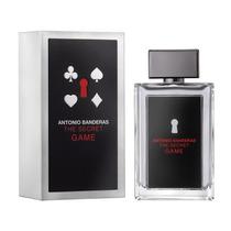 Perfume Masculino Antonio Banderas The Secret Game - 100ml