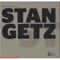 Cd Stan Getz Mitos Do Jazz Original Lacrado