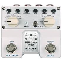 Pedal Mooer Twin Reecho Pro Digital Delay - Tdl1 - Pd0944