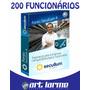 Licença Ponto Secullum 4 - 200 Pessoas Nf-e Atestado Técnico