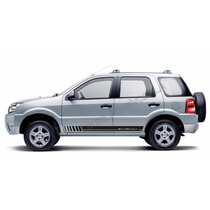 Kit Adesivo Ecosport Ford G2 Faixa Lateral Tuning Acessórios