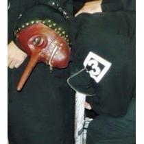 Mascara Slipknot Chris + Pigto Preto Pra Olho Slug