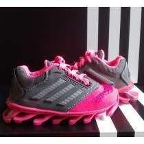 Tênis Adidas Springblade Infantil Vende Muito Confira !!