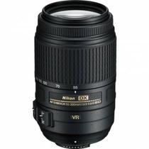 Objetiva Nikon Af-s Dx 55-300mm F/4.5-5.6g Ed Vr