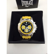Relogio Everlast E 463 Novo Original! Exclusivo!