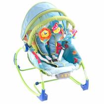 Cadeirinha De Bebê Musical Vibratoria Sunshine Baby Balanço