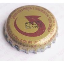 Tampinha Antiga - Cerveja Skol - Redondo Peq. (fab. Lages)