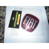 Emblema Tampa Traseira Strada -original Fiat