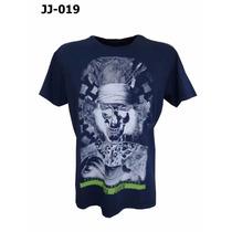 Camiseta John John Masculina Manga Curta - Lançamento