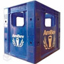Garrafeira/ Engradado/ Caixa P/12 Garrafas De Cerveja 1litro
