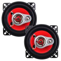 Par Alto Falantes 4 Polegadas E-tech Super 430 - 320w (pmpo)