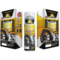 Tinta Pintura Roda Dip Shine Envelopamento Autoshine 9 Cores