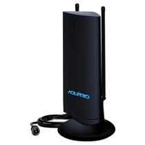 Antena Interna Digital E Analógica Dtv-4500 Aquario