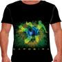 Camiseta Capoeira Kick Masculina