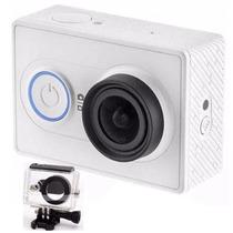 Camera Xiaomi Yi Original + Case Wifi 16mp Full Hd Filmadora
