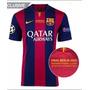 Camisa Rara Nike Barcelona 2014/15 Messi - Pronta Entrega!