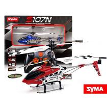 Helicóptero Eletrico Syma S107n - 3 Canais Pronta Entrega